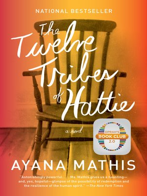 cover image of The Twelve Tribes of Hattie: Oprah's Book Club 2.0